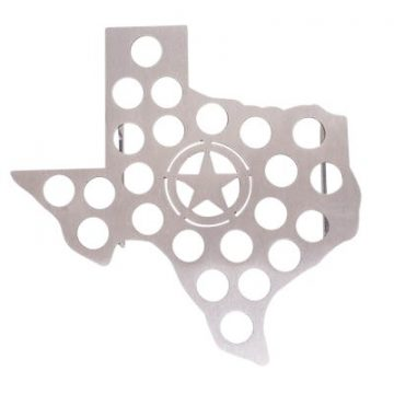 Texas Shaped Jalapeno Griller