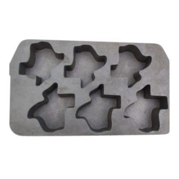 Texas Shaped Muffin Pan