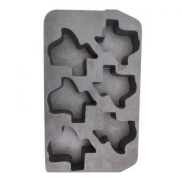 Texas Shaped Cookie Muffin Pan