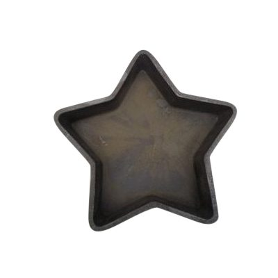 Cake Pan In Lone Star Shape Texas By Texans Made In Texas