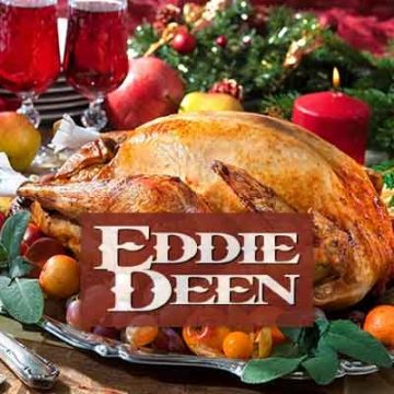 Eddie Deen Smoked Turkey