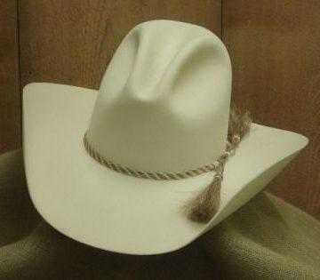 Cowboy Hat Gus Style Bone