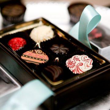 Liqueur Chocolate Truffles