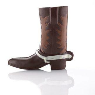 Triple Chocolate Cowboy Boot