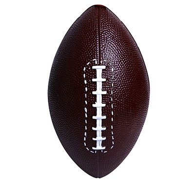 Regulation SizedChocolate Football