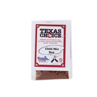 Texas Chili Mix