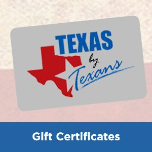 Texas Gift Certificate