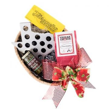 Jalapeno Lovers Delights Holiday Gift Basket