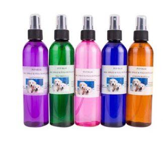 Pup Bear Dog Spray and Flea Repellent