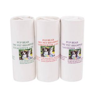 Pup Bear Dry Pet Shampoo