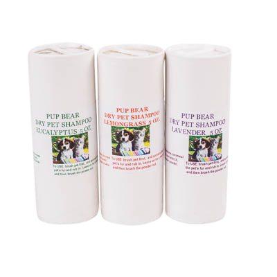 Pup Bear Dry Pet Shampoo