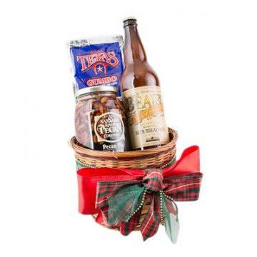 Gulf Coast Dinner Holiday Gift Basket