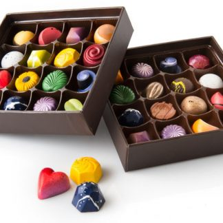 Assorted Chocolate Bonbons
