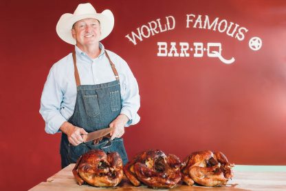 Eddie Deen world famous BBQ