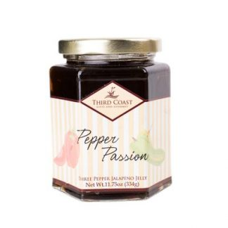 Pepper Passion Three Pepper Jalapeno Jelly