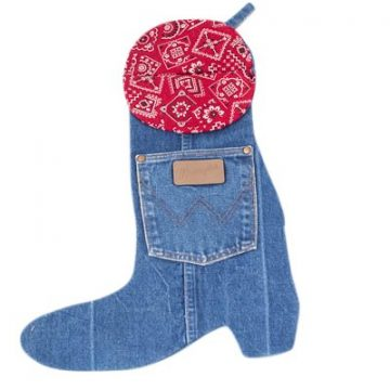 Boot Christmas Stocking