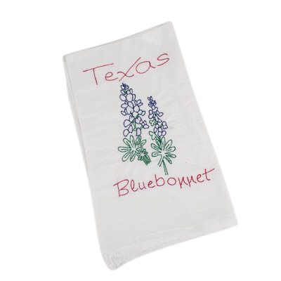 Texas Themed Tea Towels
