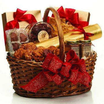 Signature Praline and More Gift Basket