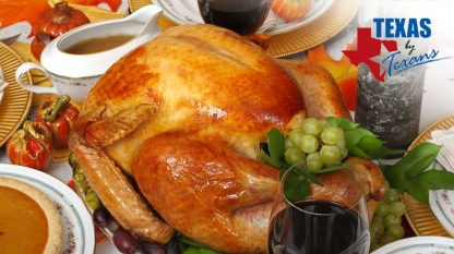 Texas by Texans Thanksgiving - Favorite Recipes