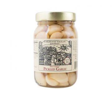 Hot n Spicy Pickled Garlic