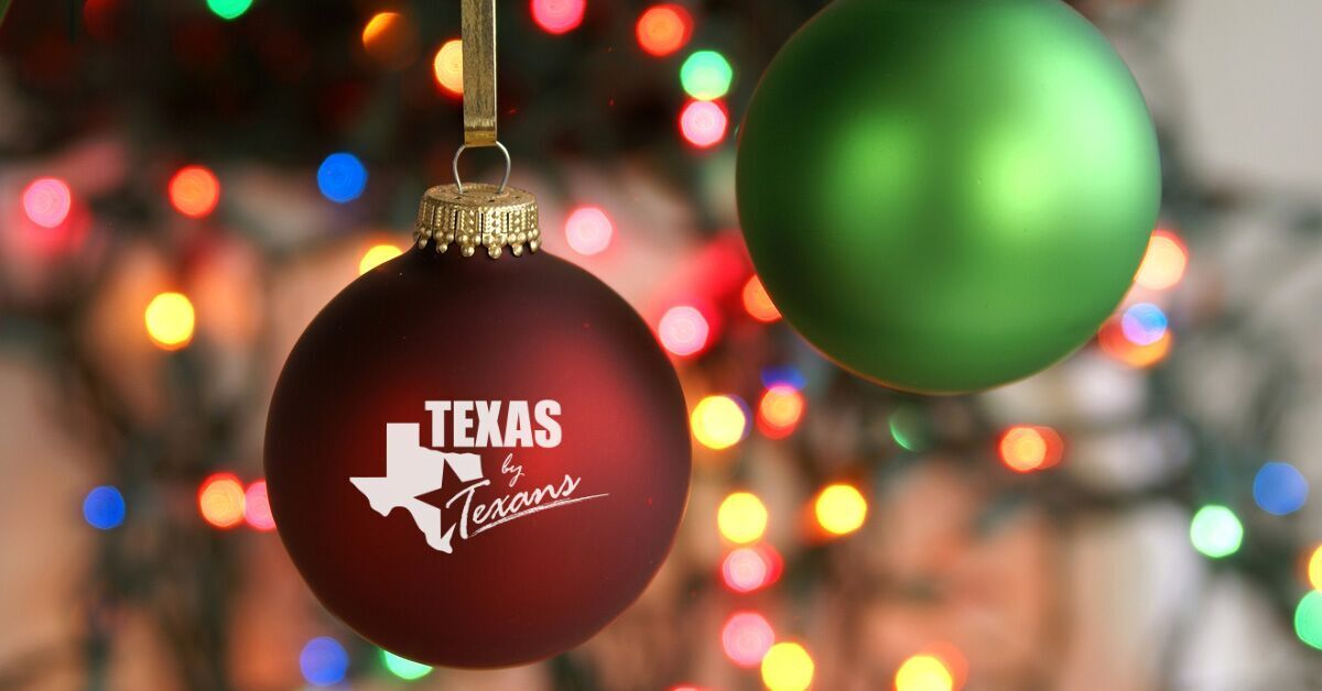 Texas Christmas Tree Ornaments