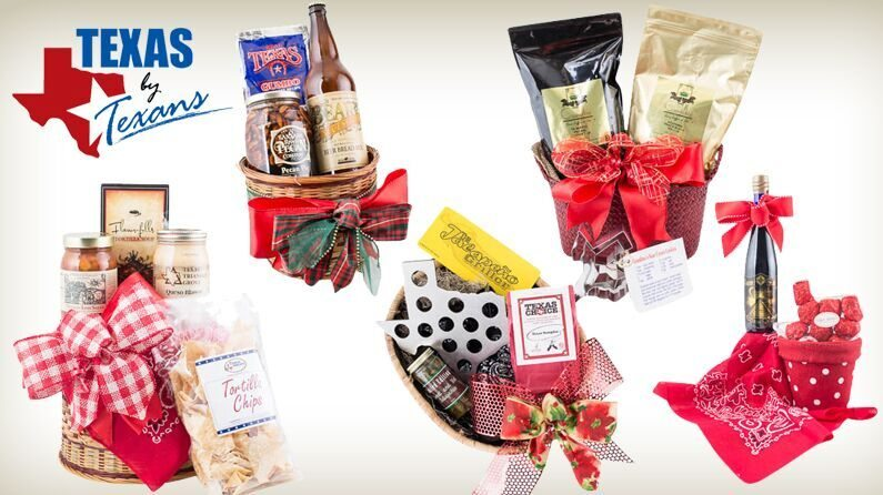 Texas-themed Gift Baskets