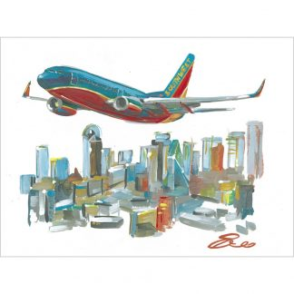 Southwest Airlines, Dallas 01
