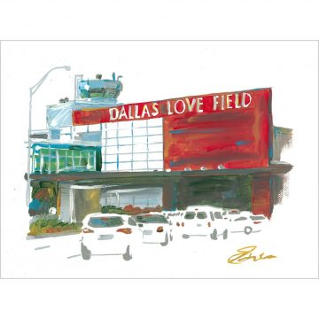 Dallas Love Field, Dallas