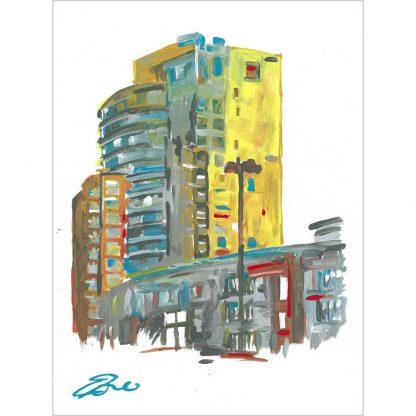 Mondrian at Cityplace, Dallas