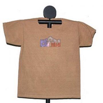 Alamo Bling Cotton T-Shirt