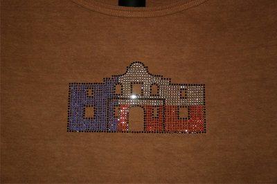 Alamo Bling Logo