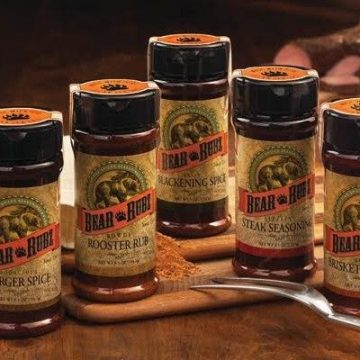 Bear Rubz Seasoning