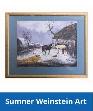Sumner Weinstein Art