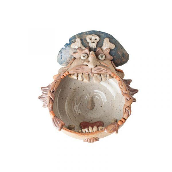Big Mouth Pirate Bowl