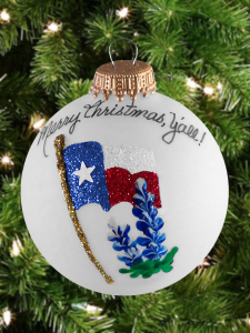 Texas Christmas Gifts - Texas Christmas ornaments
