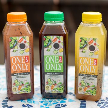 One&Only Salad Dressings and Marinades