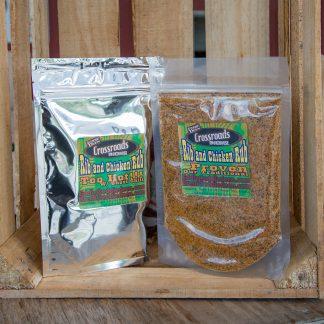 Seasonings and Rubs